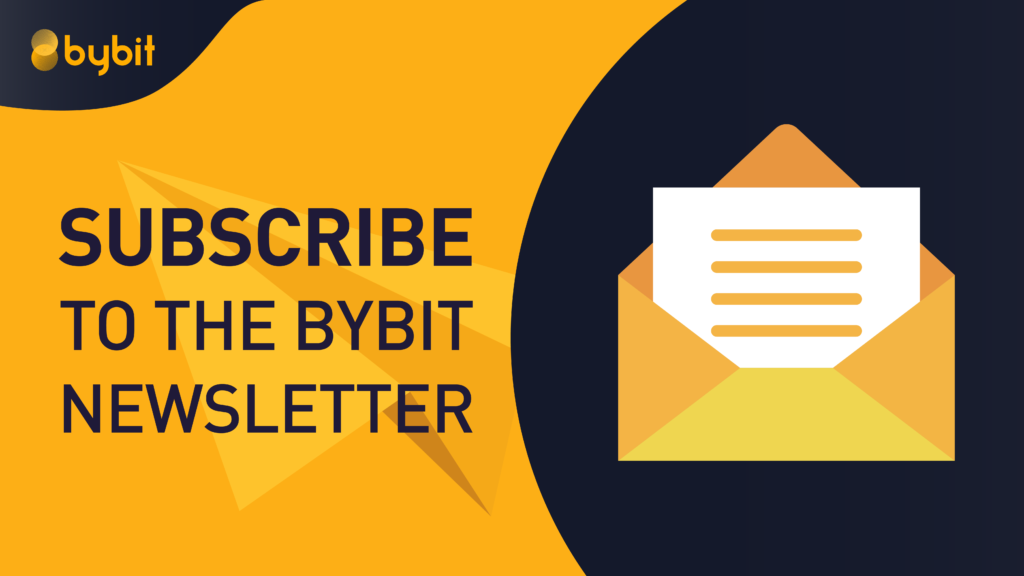 Bybit newsletter subscribe